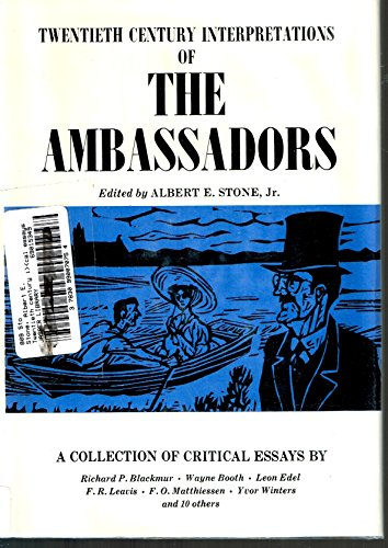 9780130239372: Ambassadors: A Collection of Critical Essays (20th Century Interpretations)