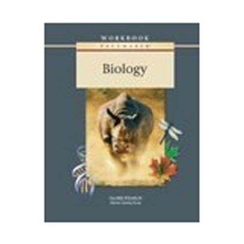 9780130240460: PACEMAKER BIOLOGY WORKBOOK 2004 (Pacemaker (Paperback))
