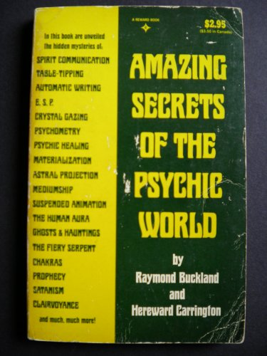 9780130240590: Amazing Secrets of the Psychic World
