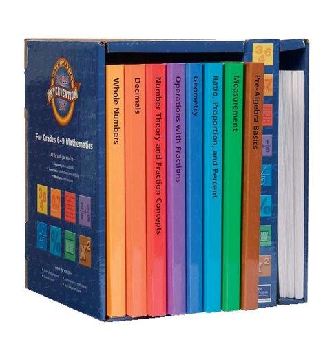 9780130240866: Math Skills Intervention Decimals Kit 2003