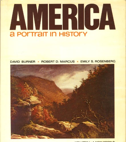 9780130241740: America: a portrait in history