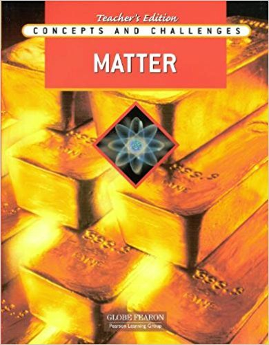 9780130242075: Concepts and Challenges: Matter (TEACHER'S EDITION)