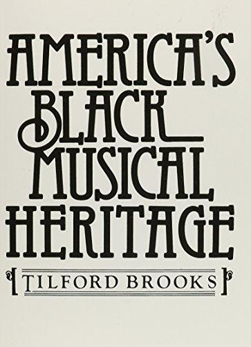 America's Black Musical Heritage: T. Brooks