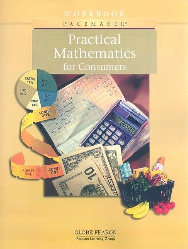 9780130243188: PACEMAKER PRACTICAL MATH WORKBOOK 2004 (Pacemaker (Paperback))