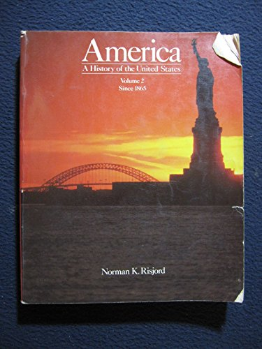 9780130243324: America: A History of the United States, Vol. 2