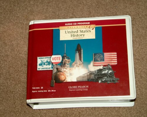 9780130243423: PACEMAKER UNITED STATES HISTORY AUDIO CD PROGRAM 2004 (Fearon Us History)