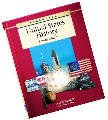 9780130244109: PACEMAKER UNITED STATES HISTORY STUDENT EDITION FOURTH EDITION 2004 (Pacemaker (Hardcover))