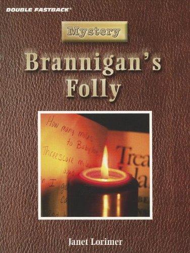 9780130245281: DOUBLE FASTBACK BRANNIGAN'S FOLLY (MYSTERY) 2004C (Double FastBack: Mystery)