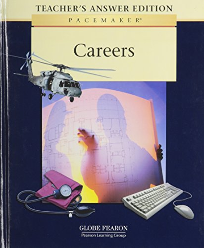 9780130246776: PACEMAKER CAREERS TEACHER'S ANSWER EDITION 2005C (Careers (Pcmkr))