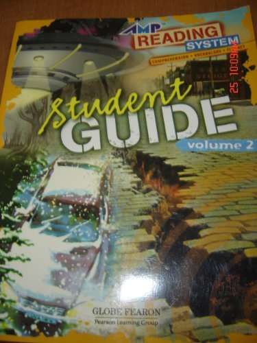9780130247773: AMP READING:STUDENT GUIDE LEVEL 1 VOLUME 2