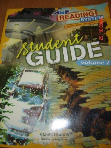 9780130247773: AMP READING:STUDENT GUIDE LEVEL 1 VOLUME 2