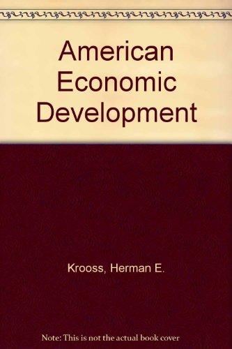 9780130249432: American Economic Development