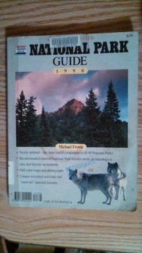9780130254122: Allstate Motor Club National Park Guide 1990