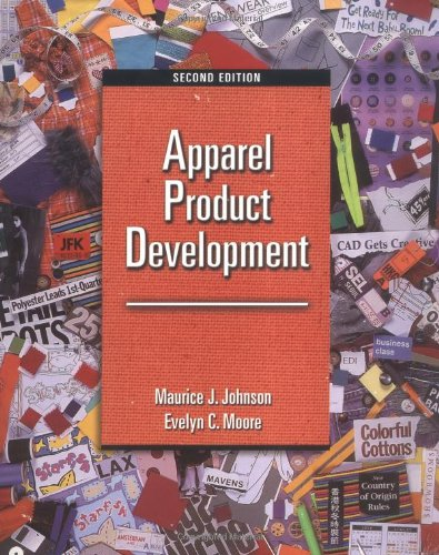 9780130254399: Apparel Product Development (Fashion)
