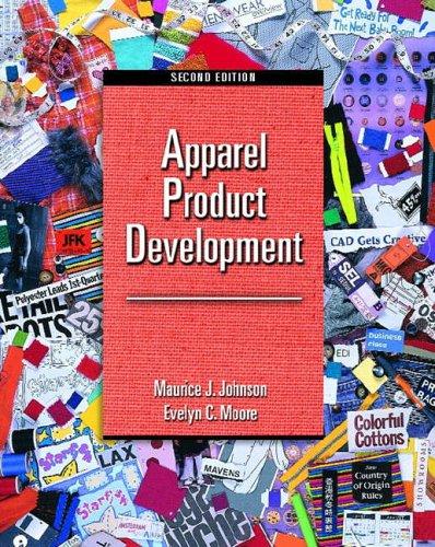 9780130254399: Apparel Product Development (Fashion)