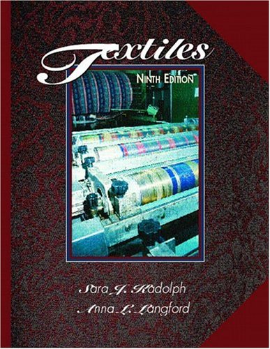 9780130254436: Textiles (9th Edition)