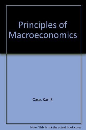 Principles of Macroeconomics, Canadian Edition (2nd Edition)