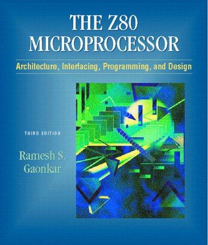 9780130255181: Z-80 Microprocessor