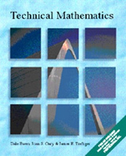 9780130255266: Technical Mathematics (with CD-ROM)