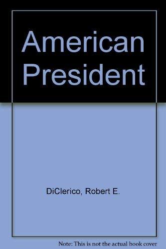 9780130255372: American President