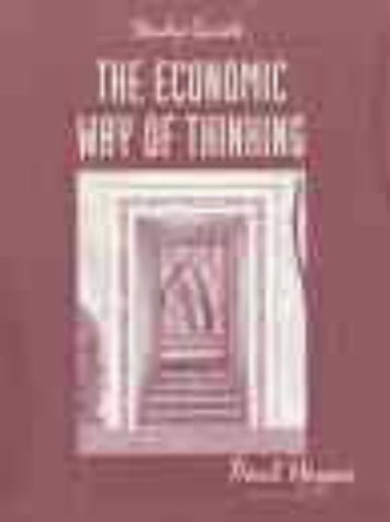 9780130255426: The Economic Way of Thinking: Study Guide