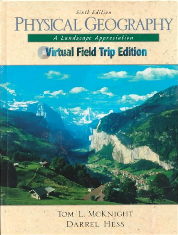9780130258229: Physical Geography: A Landscape Appreciation : Virtual Field Trip Edition