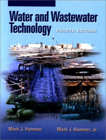 9780130258670: Water and Wastewater Technology