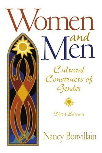 9780130259738: Women and Men: Cultural Constructs of Gender (3rd Edition)