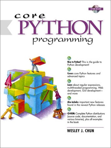 9780130260369: Core Python Programming (Open Source Technology)