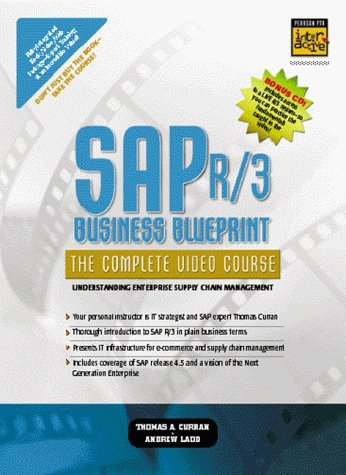 9780130260758: SAP R/3 Business Blueprint - The Complete Video Course: Understanding Supply Chain Management (Complete Video Courses)