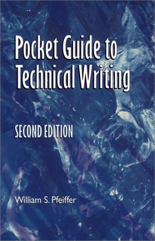 9780130261021: Pocket Guide to Technical Writing