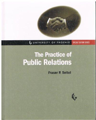 9780130261069: Uop Practice of Public Relations