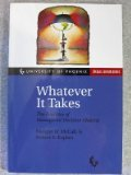 9780130261076: Whatever It Takes - The Realities of Managerial Decision Making