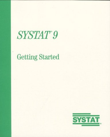 9780130261564: SYSTAT  9.0  Getting Started