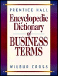 9780130262219: Prentice Hall Encyclopedic Dictionary of Business Terms