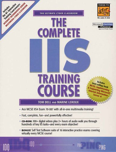 9780130263087: The Complete IIS Training Course (Boxed Set)