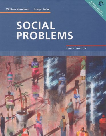 9780130263131: Social Problems (10th Edition)