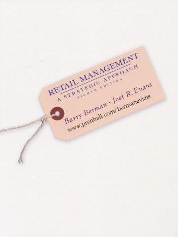 9780130263346: Retail Management: A Strategic Approach