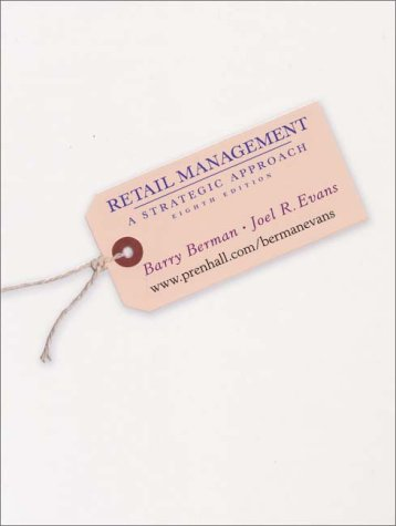 9780130263346: Retail Management: A Strategic Approach (8th Edition)