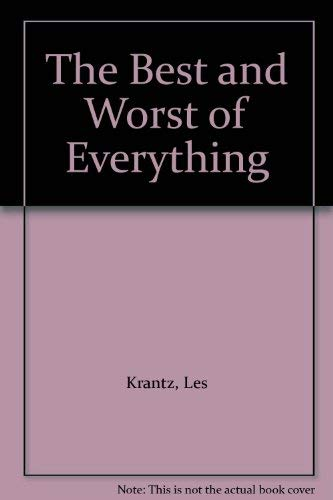 9780130263377: The Best and Worst of Everything