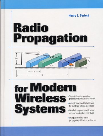 9780130263735: Radio Propagation for Modern Wireless Systems