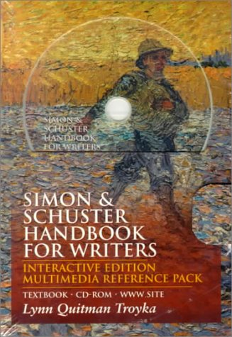 9780130263858: Simon & Schuster Handbook for Writers: Interactive Edition