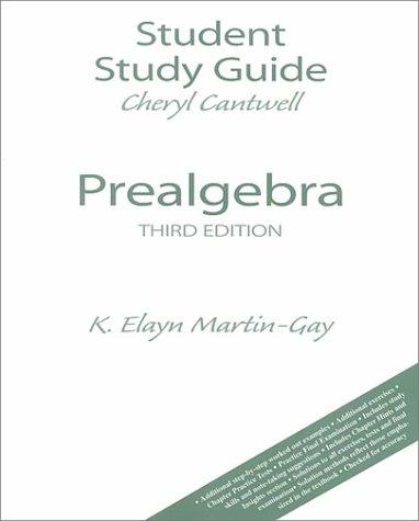 9780130264626: Prealgebra