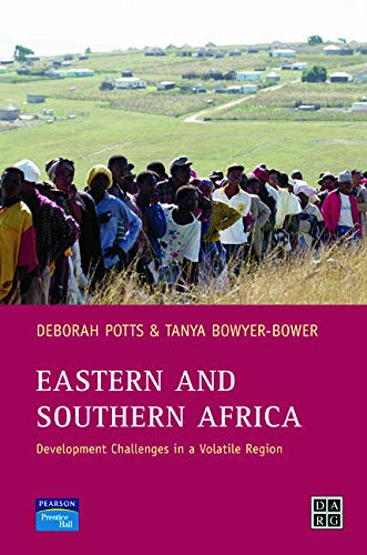 9780130264688: Eastern and Southern Africa: Development Challenges in a volatile region (Developing Areas Research Group)