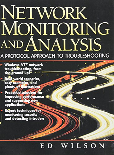 9780130264954: Network Monitoring and Analysis: A Protocol Approach to Troubleshooting