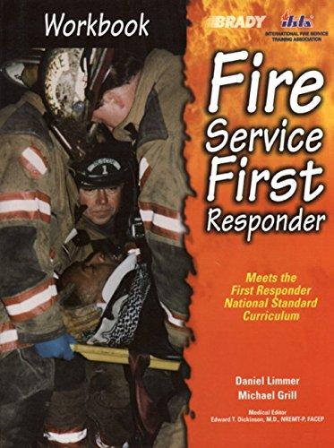 9780130265289: Fire Service First Responder, Workbook