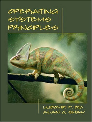 9780130266118: Operating Systems Principles