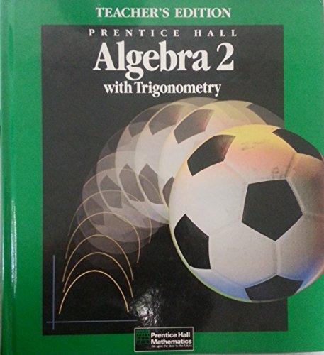 9780130266590: Ph Algebra 2 Gr 9-12 Teachers