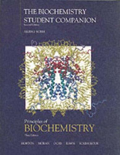 9780130266705: Biochemistry Student Companion