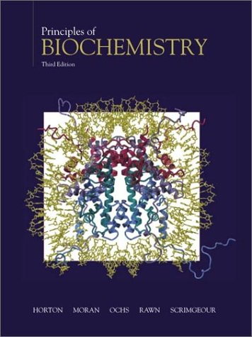 9780130266729: Principles of Biochemistry: United States Edition